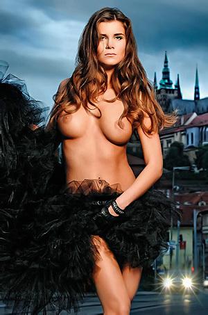 Jana Ptackova Free Playboy Gallery