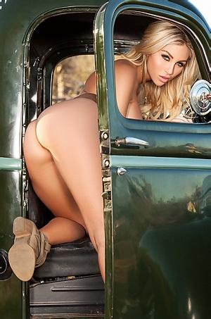 Khloe Terae Sexy Playboy Girl