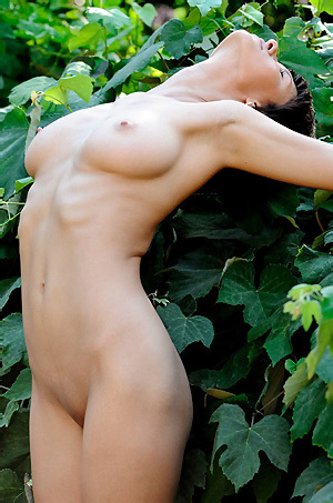 Susi Embraced By Nature