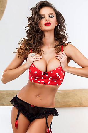 Dana Harem Busty Playboy Babe