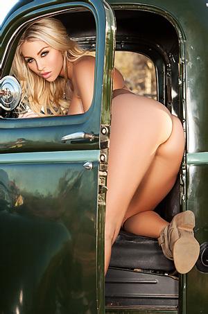 Khloe Terae Playboy Cybergirl