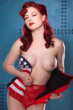 Angela Ryan Patriot Beauty
