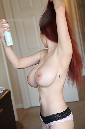 Tessa Fowler Hair And Boobs