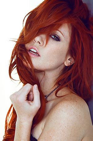 Playboy Mashup Hot Redheads