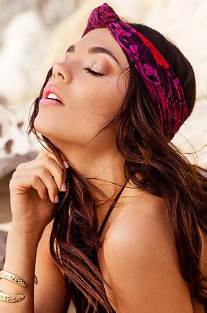 Aarika Wolf Is An Attractive Girl