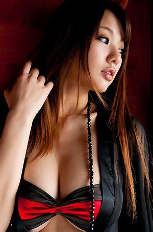 Sayuki Matsumoto Laced With Velvet