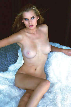 Solveig Mork Hansen Poses Nude