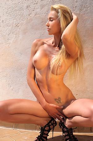Beautiful Blonde Brigitte