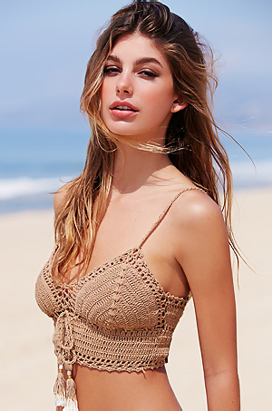 Camila Morrone Free People Collection 2015