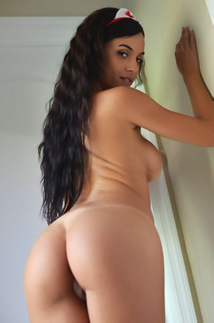 Janessa Brazil Sexy Nurse