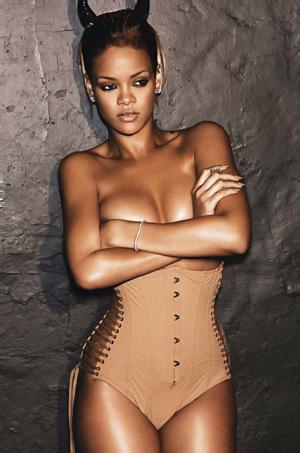 Glorious Celeb Rihanna