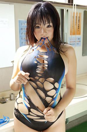 Ai Shinozaki Busty Asian Babe