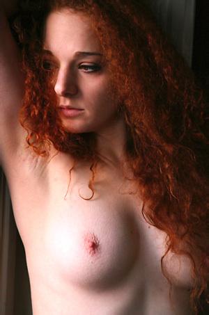 Hot Redhead Girl Michelle