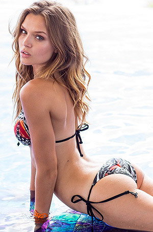 Beautiful Model Josephine Skriver