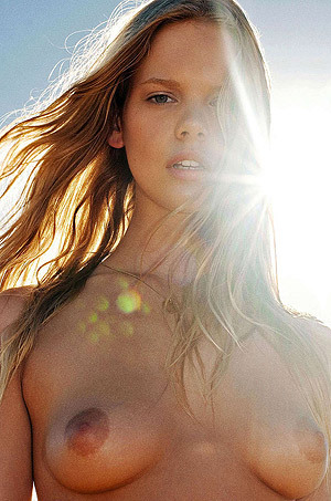 Gorgeous Marloes Horst