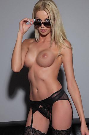 Beautiful Blonde Anne