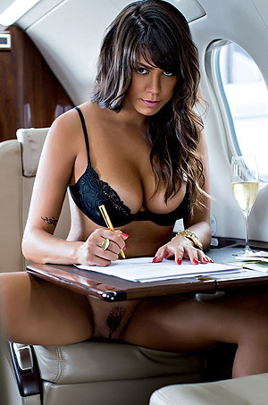 Hot Brazilian Playboy Playmate Taiana Camargo