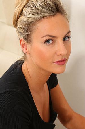 Amazing Blonde Beauty Natasha Anastasia