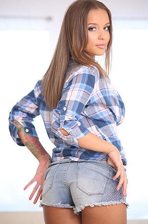Hot Assed Teen Liza Rowe