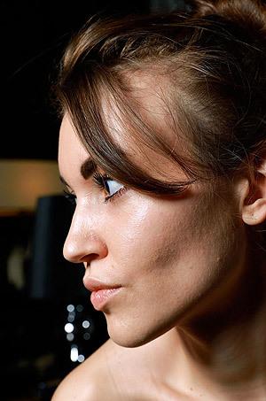 Slim Brunette Beauty Rosie Lauren
