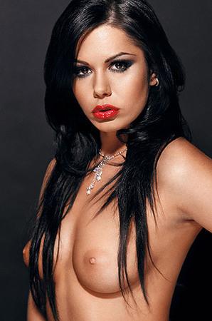 Ivana Mladovic From Serbia