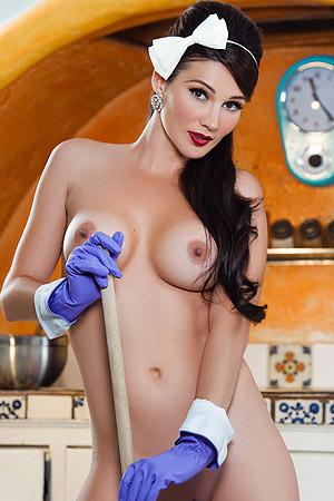 Playboy Kitchen Hotties