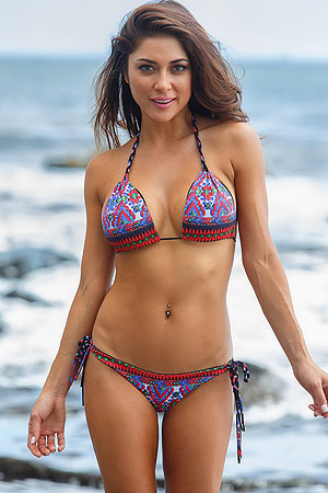 Beautiful  Arianny Celeste