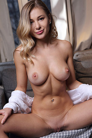 Hot Blonde Candice B